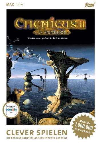 Chemicus 2 Mac-Version (bis Mac-System 10.6.8.)