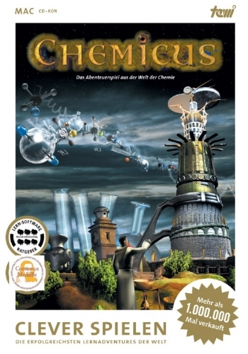 Chemicus Mac-Version (bis Mac-System 10.6.8.)