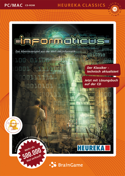 Informaticus PC/Mac-Version (sh. Systemvoraussetzungen!)