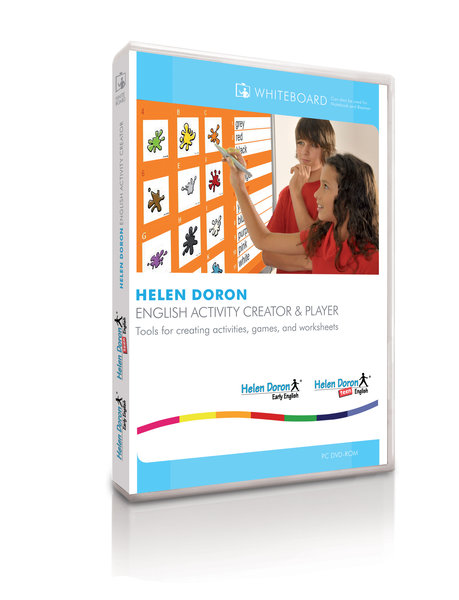 Helen Doron English Activity Creator and Player