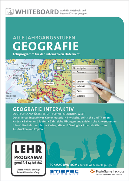 Geografie Interaktiv Download