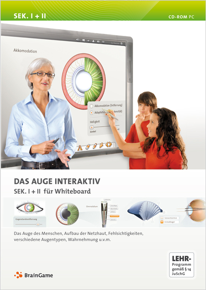 Das Auge Interaktiv (Sek. I + II) PC Download